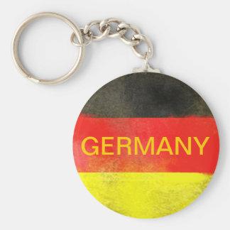 Bandeira alemão chaveiro