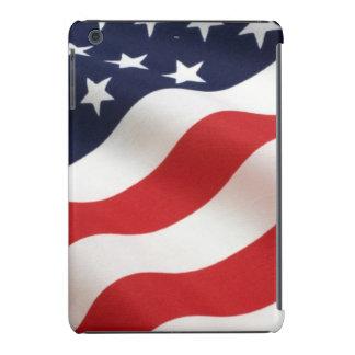 Bandeira americana capa para iPad mini retina