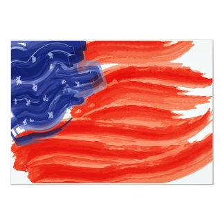 Bandeira artística dos EUA