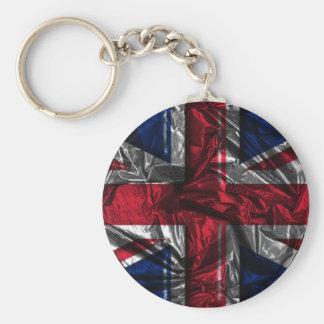 Bandeira britânica - chaveiro