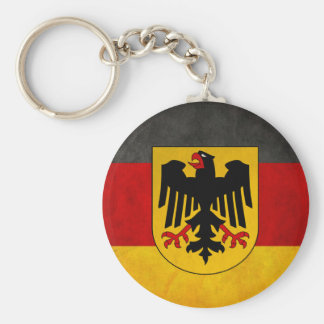 Bandeira da alemanha da bandeira de Alemanha do Gr Chaveiro