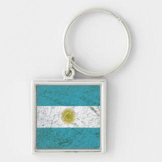 Bandeira da Argentina Chaveiro