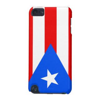 Bandeira da caixa do speck do ipod touch de Puerto Capa Para iPod Touch 5G