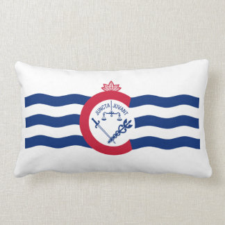 Bandeira da cidade de Cincinnati Almofada Lombar