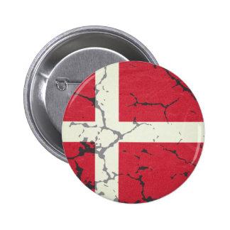 Bandeira da Dinamarca Botons