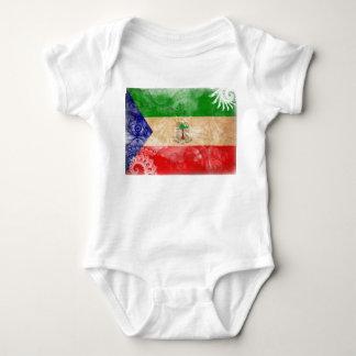 Bandeira da Guiné Equatorial Camiseta