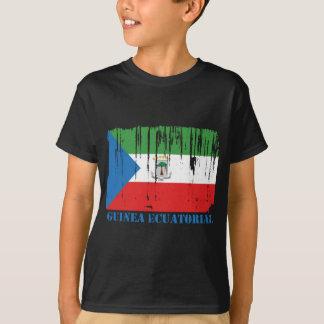 Bandeira da Guiné Equatorial Camisetas