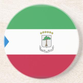 Bandeira da Guiné Equatorial Porta Copo Para Bebidas