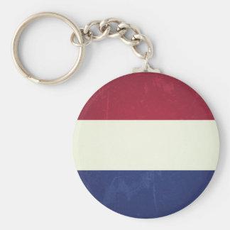 Bandeira da Holanda Chaveiro