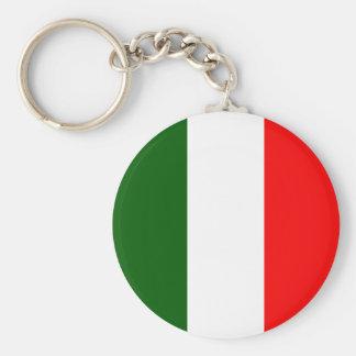 Bandeira da Itália Chaveiros