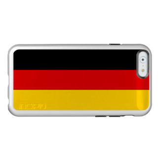 Bandeira das capas de iphone de prata de Alemanha