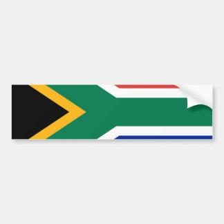 Bandeira de África do Sul Adesivos