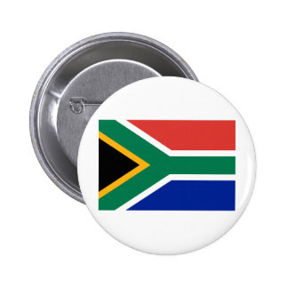 Bandeira de África do Sul Bóton Redondo 5.08cm