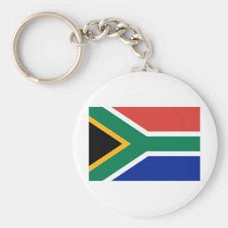 Bandeira de África do Sul Chaveiro