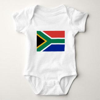 Bandeira de África do Sul T-shirt