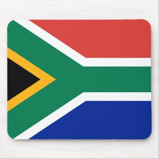 Bandeira de África do Sul Mousepad