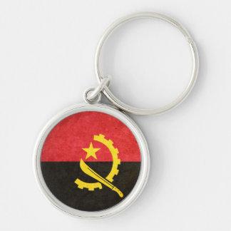 Bandeira de Angola Chaveiro