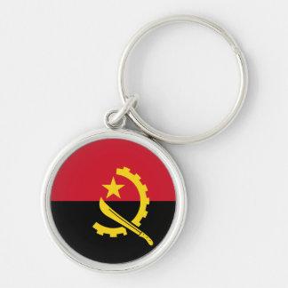 Bandeira de Angola Chaveiros