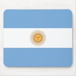Bandeira de Argentina Mouse Pad