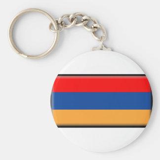 Bandeira de Arménia Chaveiro
