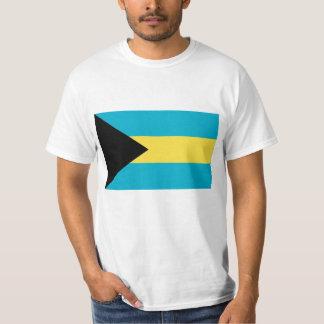 Bandeira de Bahamas Camiseta