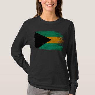 Bandeira de Bahamas T-shirts