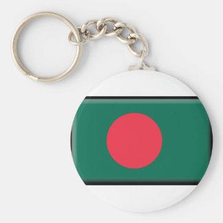 Bandeira de Bangladesh Chaveiro