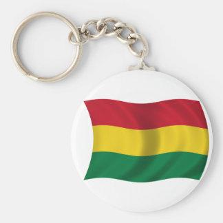Bandeira de Bolívia Chaveiros