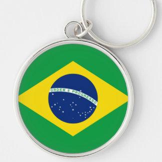 Bandeira de Brasil, brasileira Chaveiros