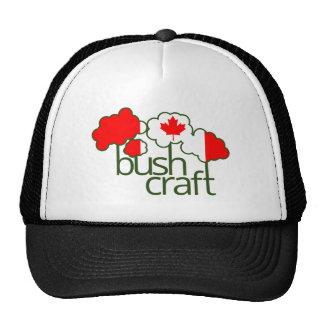 Bandeira de Bushcraft Canadá Boné