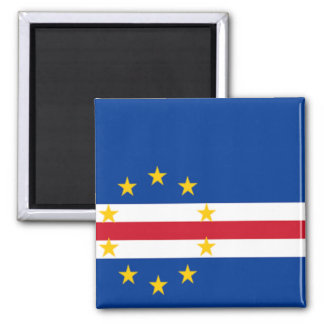 Bandeira de Cabo Verde Imãs