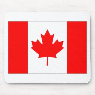 Bandeira de Canadá Mouse Pad