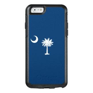 Bandeira de capas de iphone de South Carolina