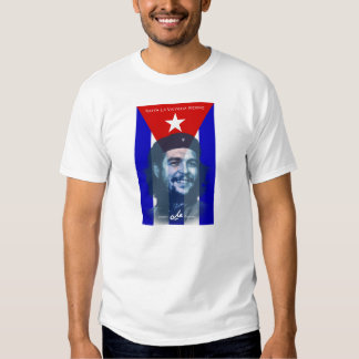 Bandeira de Che Guevara Tshirt
