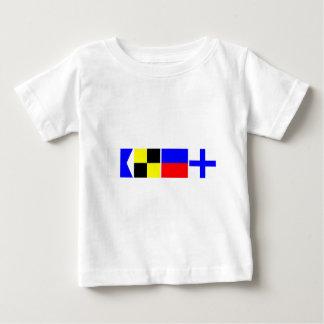 Bandeira de código Alex T-shirt