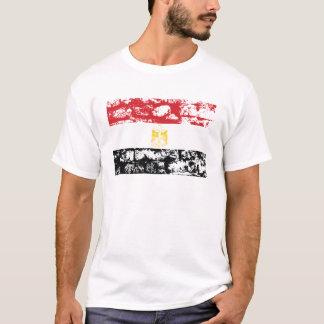 Bandeira de Egipto Camiseta