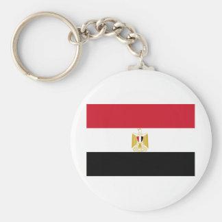 Bandeira de Egipto Chaveiro