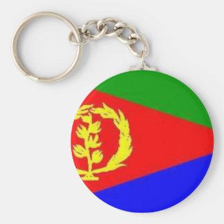 bandeira de eritrea chaveiro