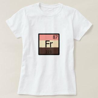Bandeira de Feedist do t-shirt do elemento do