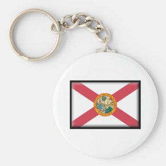 Bandeira de Florida Chaveiro