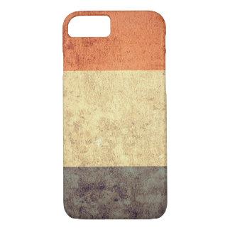 Bandeira de France - Grunge Capa iPhone 7
