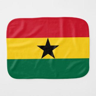 Bandeira de Ghana Paninho Para Bebês