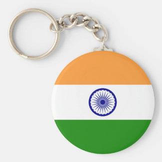 Bandeira de India Chaveiro
