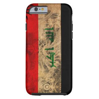 Bandeira de Iraque Capa Para iPhone 6 Tough