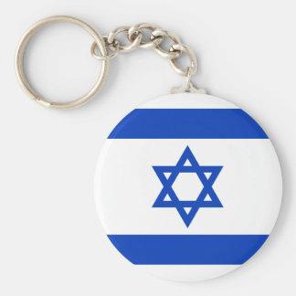 Bandeira de Israel Chaveiro