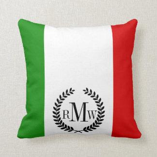 Bandeira de Italia Almofada