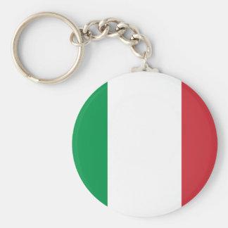 Bandeira de Italia Chaveiro