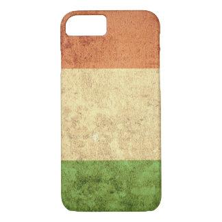 Bandeira de Italia - Grunge Capa iPhone 7