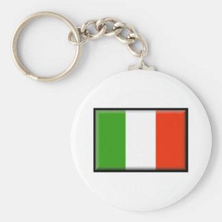 Bandeira de Italia Chaveiros