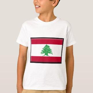 Bandeira de Líbano Tshirts